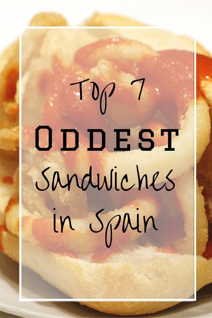 Spaniards put what on their sandwiches? These 7 sandwiches may be odd, but they are must trys when traveling to Spain!