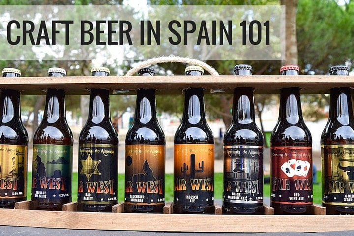 Where to tap into spain 39 s craft beer boom an insider 39 s for Where to buy craft beer