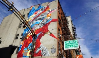 Tenements, Tales & Tastes on a New York City Food Tour