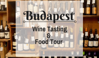 Wine Tasting and Market Exploring on a Budapest Food Tour