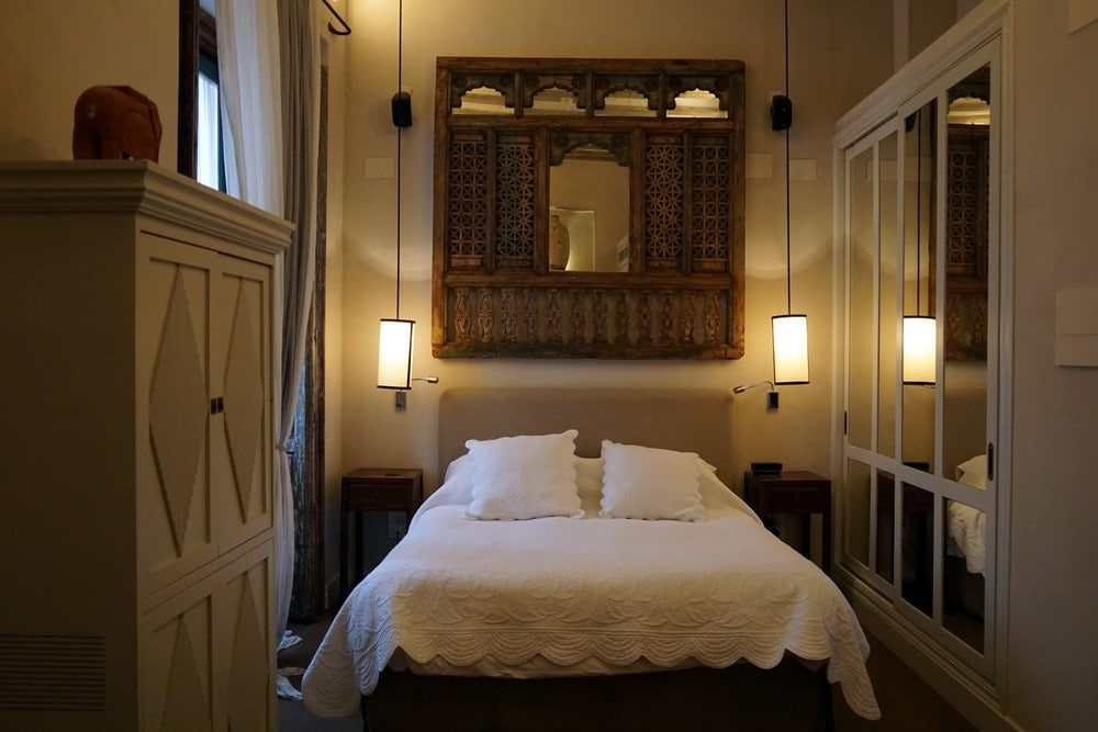 Corral de Rey boutique Hotel in Seville review