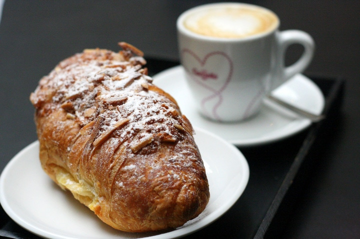 The best croissant in Barcelona on Barcelona food tours