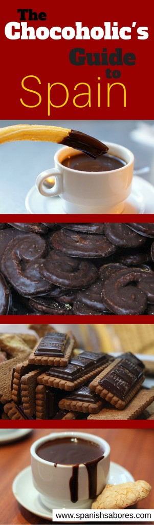 Spain is a chocolate lover's paradise! Don't miss these amazing Spanish chocolate dishes when travelling to Spain!