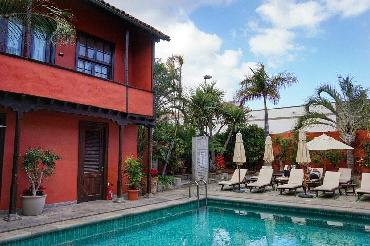 Hotel san roque a fabulous boutique hotel in tenerife for Boutique resort