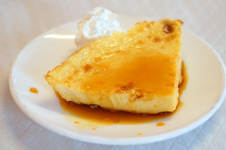 Quesillo canario recipe canarian style flan an insiders spain quesillo canario recipe a typical spanish flan recipe easy to make and delicious forumfinder Images