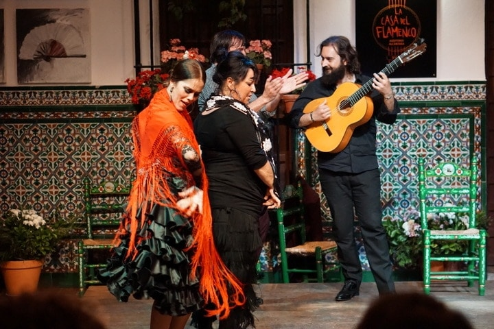 The best places to see flamenco in seville an insider 39 s for Espectaculo flamenco seville sevilla