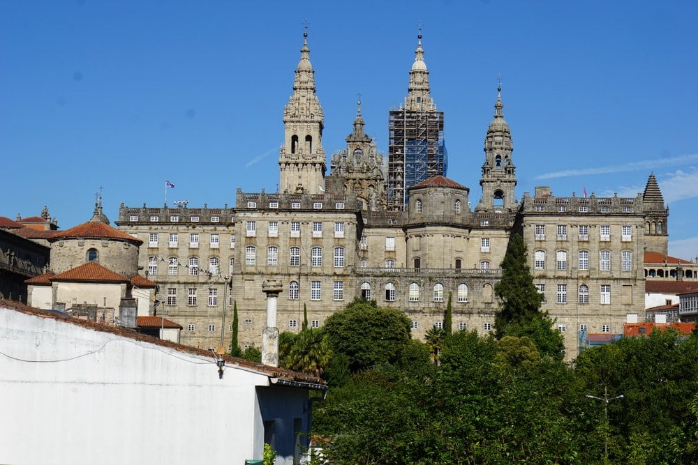 Where to stay in Santiago de Compostela