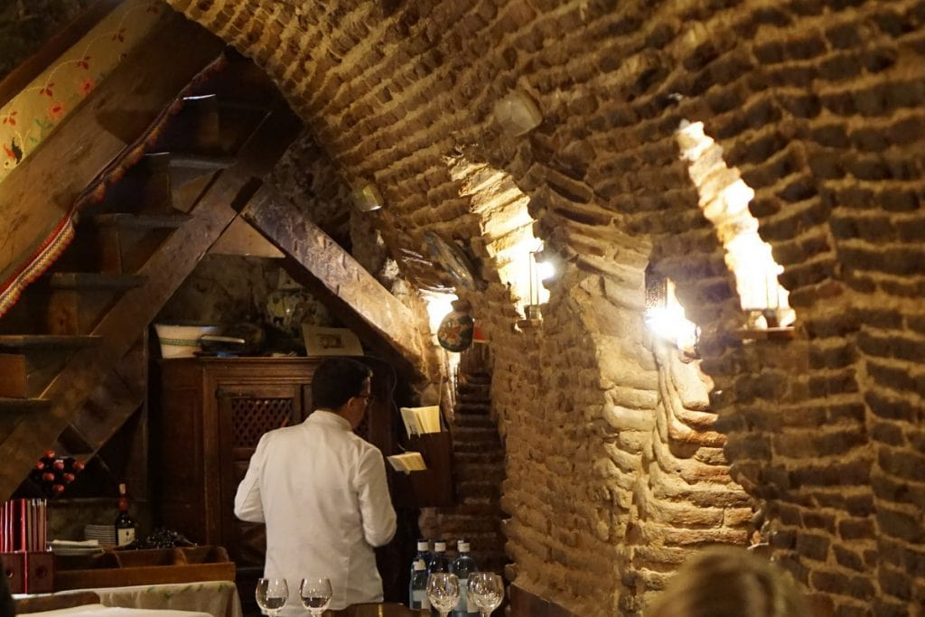 Tour of Botin Restaurant Devour Madrid