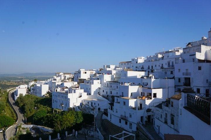 Vejer de la Frontera Andalusia gourmet holiday 2017