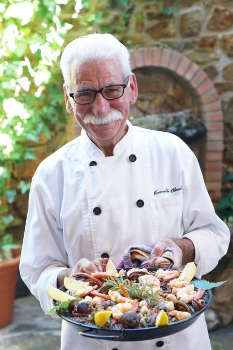Chef Esmeraldo Esme Tours