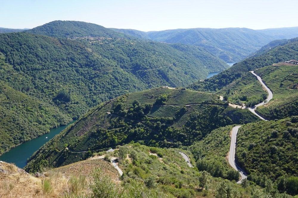 Gorgeous Ribeira Sacra on Galicia Road Trip