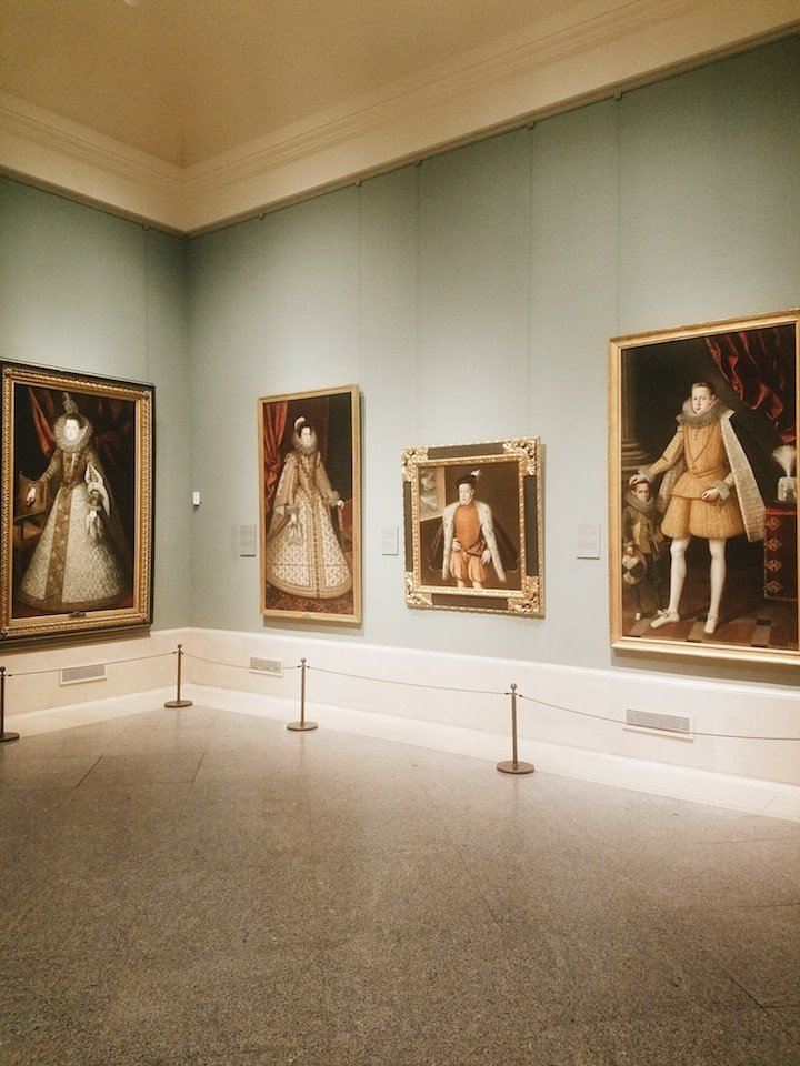 Devour Madrid Prado Museum Tour