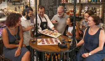 A Guide to the Most Typical Spanish Tapas in Madrid