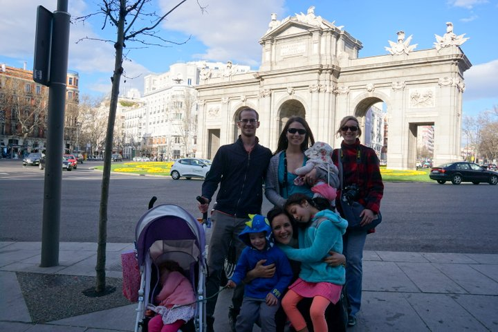 Madrid for families