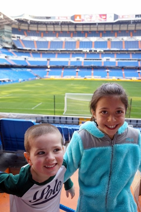 things to do wth kids in Madrid; Madrid for kids tour