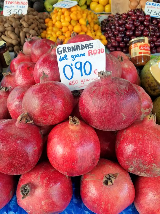 what to eat in Granada