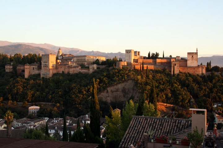 Where to eat Granada
