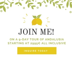 Devour Andalusia 9 day tour