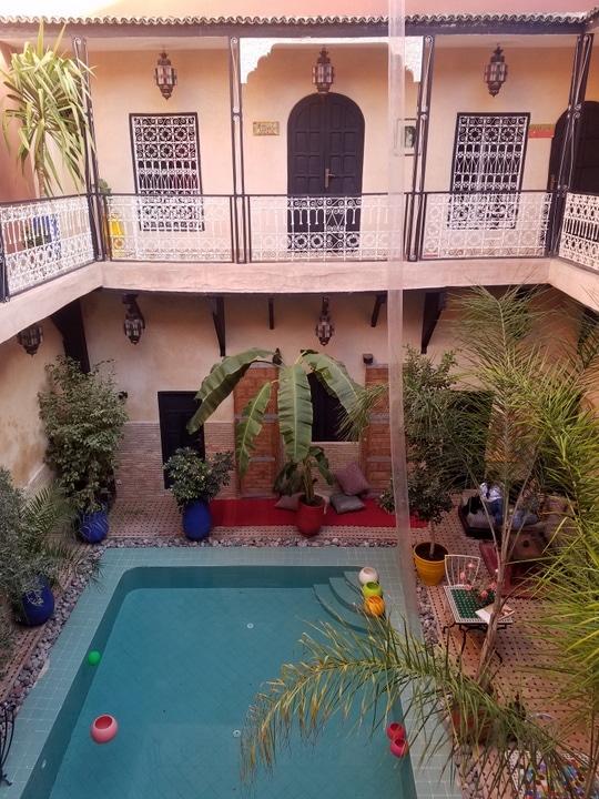 Riad Romance best Marrakech riads