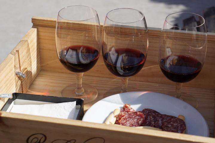 Viña Tondonia La Rioja wine tasting