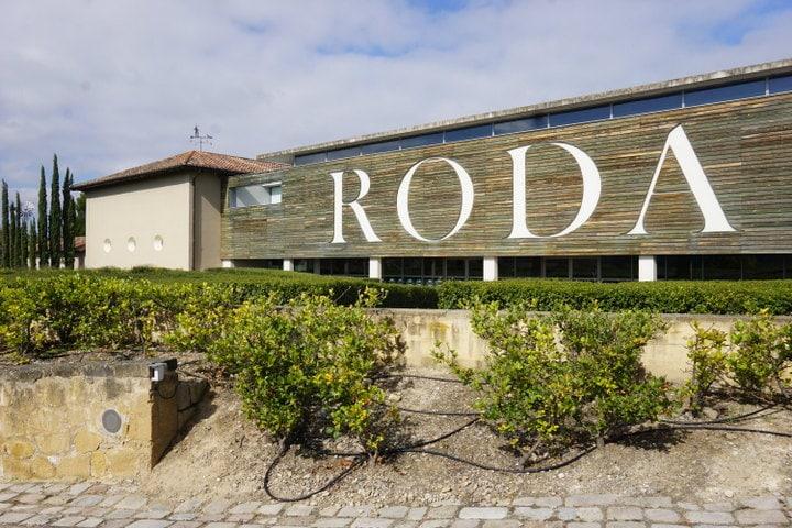 Roda La Rioja winery visit