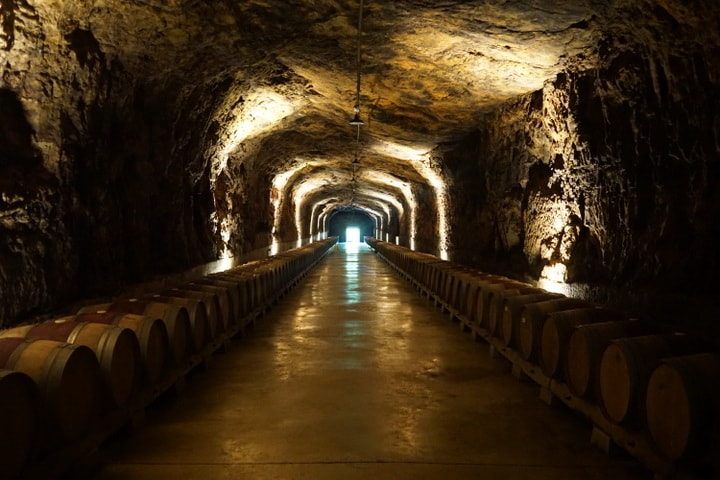 Roda winery in La Rioja