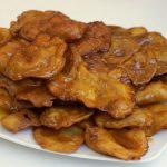 Tortas de la Abuela (Honey Soaked Fried Dough Recipe)