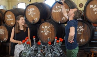 Farm-to-Table Winery Escape: Wine & Cava Day Trip from Barcelona