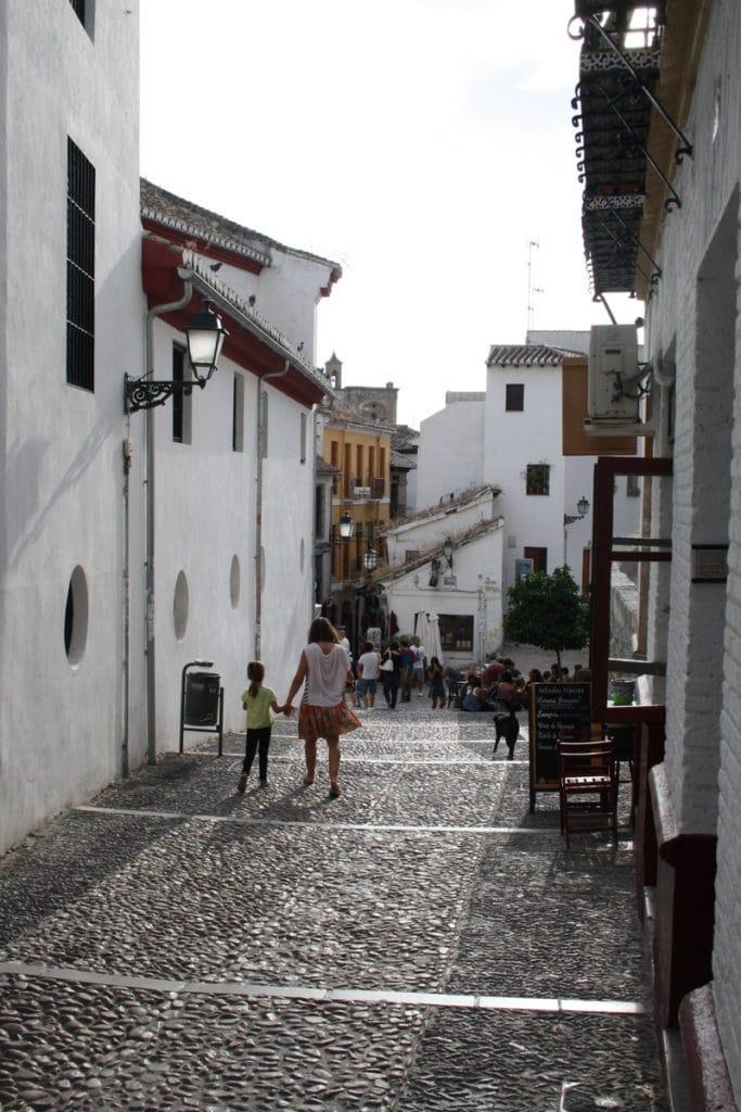 Albaicín Granada: where to stay