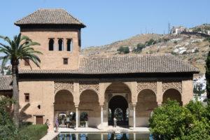 Where to stay in Granada: The Alhambra and Parador de Granada