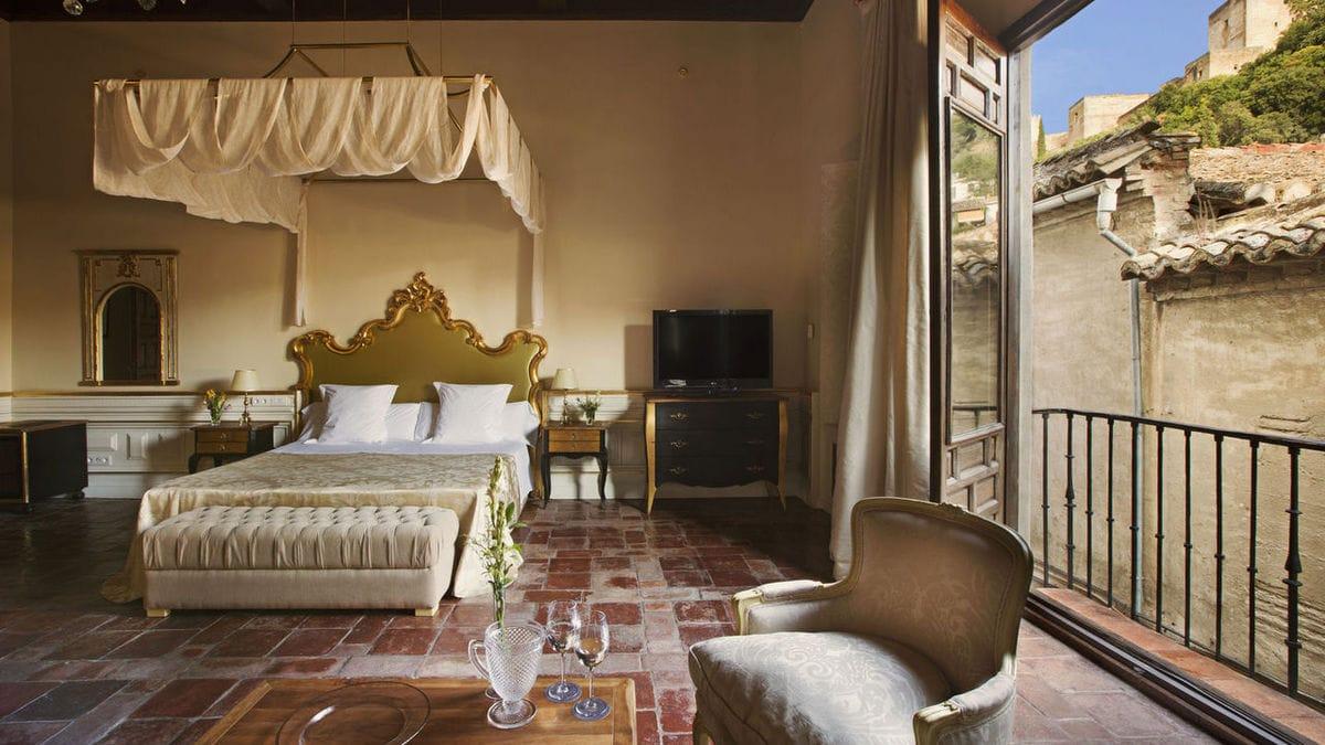 Boutique Hotels In Granada