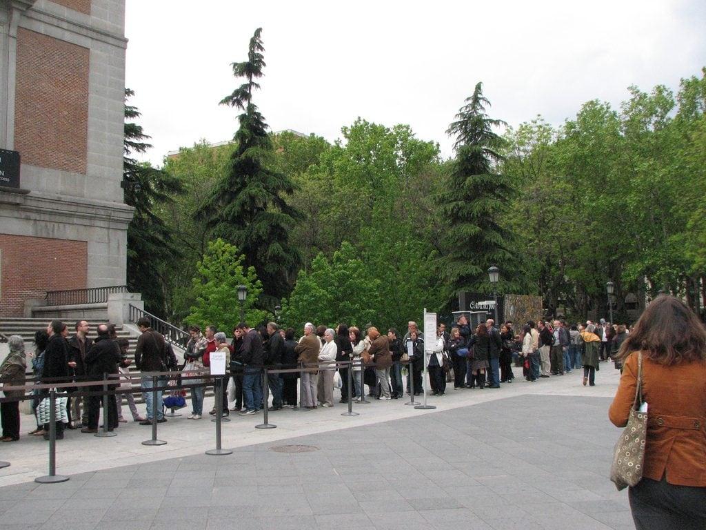 Prado queue