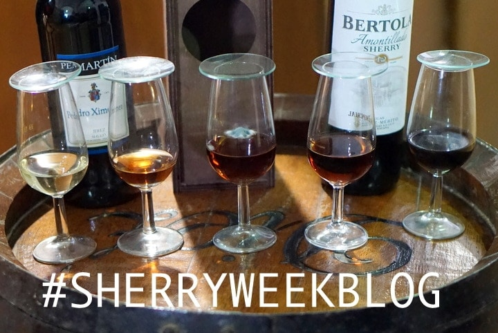 Sherry week blog submission