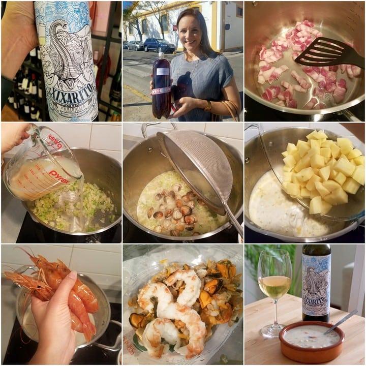 Sherry Week Blog by Lauren Aloise