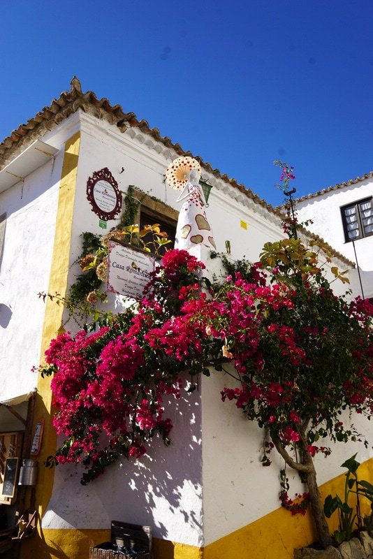 Visit Obidos in Central Portugal