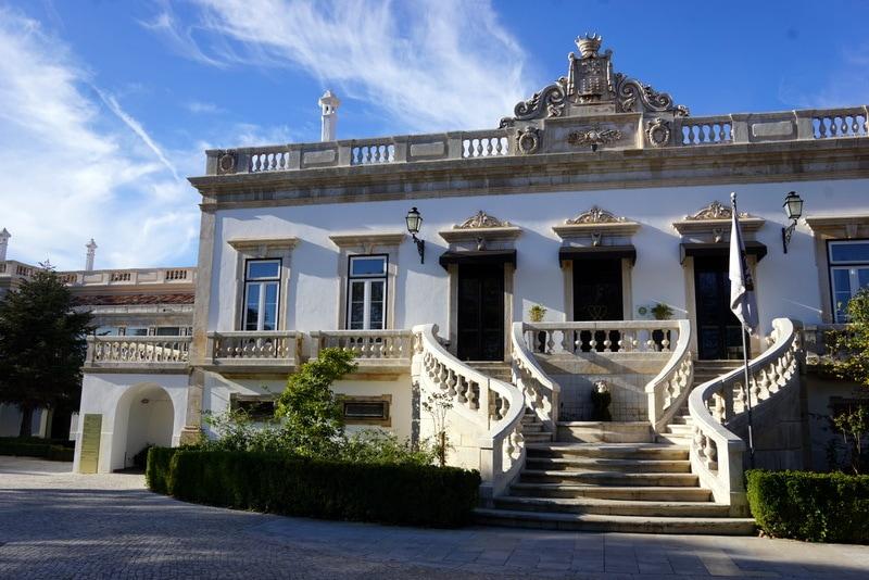 Hotel Quinta das Lágrimas in Portugal