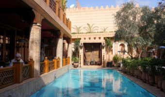Le Maison Arabe Hotel: A Boutique Hotel in Marrakech