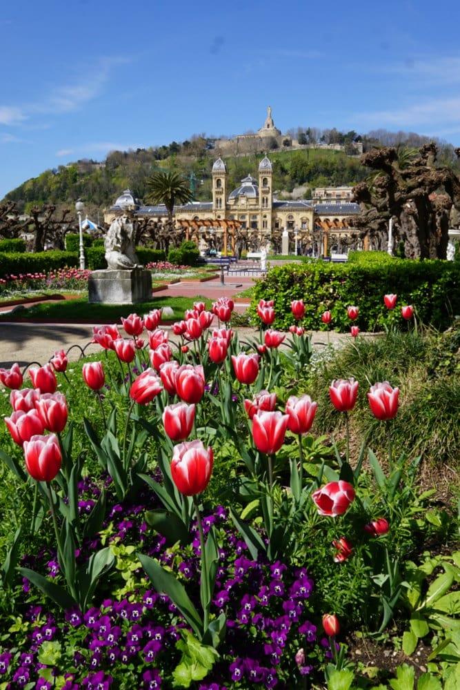 Places for pintxos in San Sebastian