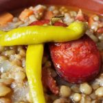 Lentejas con Chorizo Recipe (Simple Spanish Lentil Soup)