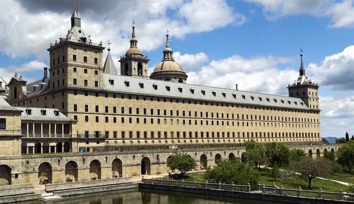 El Escorial - Day Trips from Madrid
