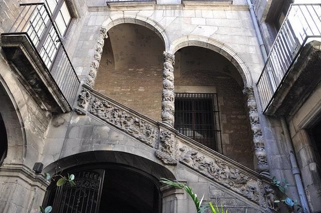 Palau Dalmases - flamenco in Barcelona