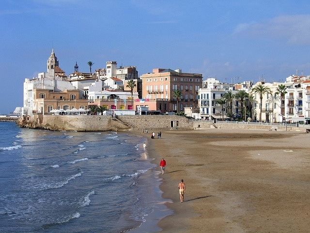 Day trips from Barcelona - Sitges