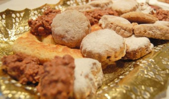 Mantecados recipe: traditional Spanish cookies