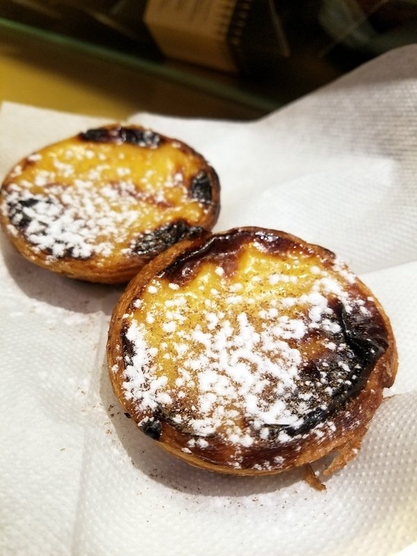 Best pastéis de nata in Lisbon
