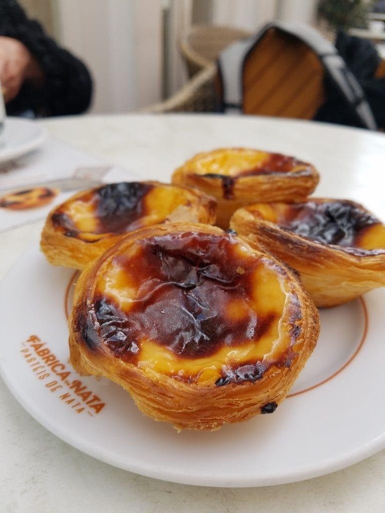 Pastel de nata where to eat in Lisbon guide