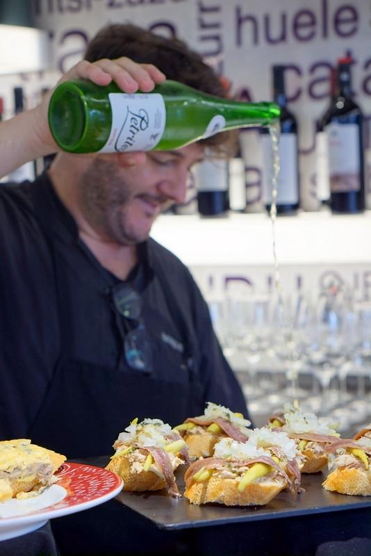 Bar Bergara: one of the best pintxos bars in Gros San Sebastian