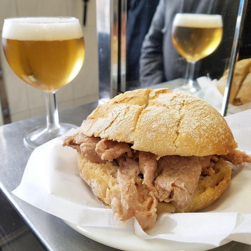 Bifana sandwich: where to eat in Lisbon guide