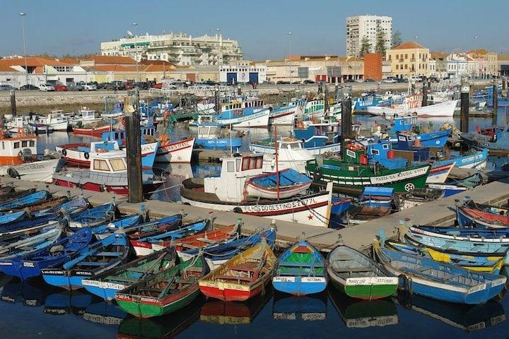 Setubal Harbor - Day Trips from Lisbon