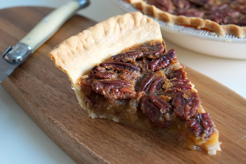 sherry spiked pecan pie recipe the best pecan pie you ll try