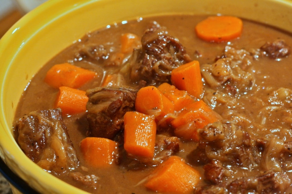 cheap beef Beef Bourguignon recipe